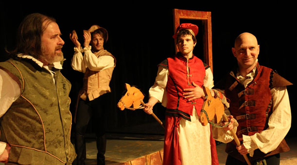 Bear & Co.'s Taming of the Shrew